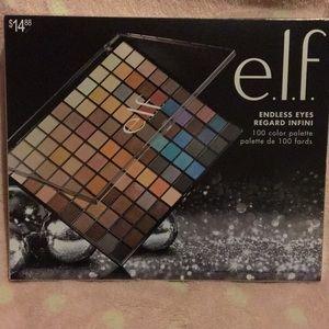 ELF 100 Eyeshadow Palette